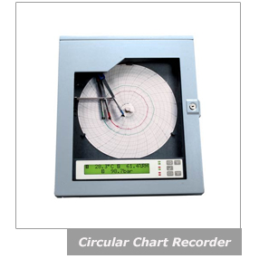 Enregistreur de données de température et d'humidité graphique