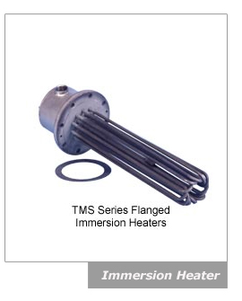 Série TMS de Thermoplongeurs