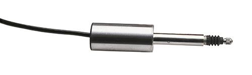 LD500 :transducteurs de jaugeage CC de précision LVDT pour le contrôle qualité ou outil d'automatisation